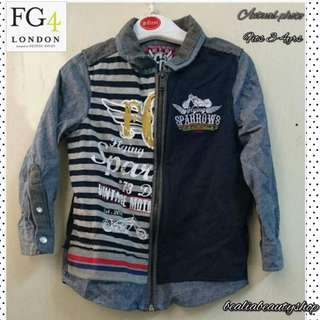 FG4 kids collection 3-4yrs