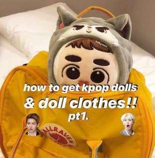 🍃 how to find dolls & doll clothes (part 1) 🍃