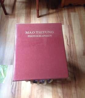 毛泽东主席照片选集 1978年 Chairman Mao photographs