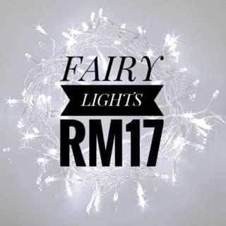10M Fairy Light- WHITE
