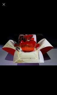 PATRIZIA PEPE PATRIZIA EAU DE PARFUME SPRAY FOR WOMEN 100 ml 香水   全新、未使用品。