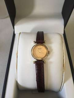 Authentic vintage bulova watch