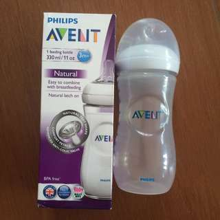 Avent 11 oz baby bottle