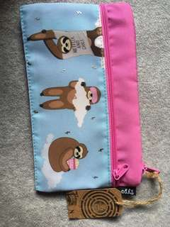 Sloth Pouch REPRICED