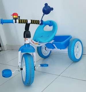 Kids' Blue Tricycle