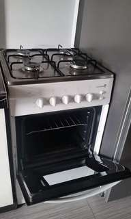 gas oven + grill REPRICED -13,000