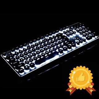 Semi-Mechanical Vintage Modern Gaming Keyboard SE70