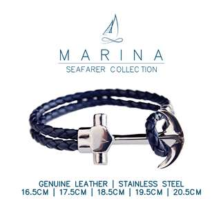 Blue-Silver Seafarer