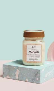 100% shea butter cream
