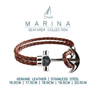 Brown-Silver Seafarer