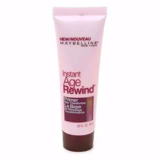 *CLEARANCE* INSTOCK: Maybelline Instant Age Rewind Primer Skin Transformer (25 ml/0.85 fl oz)