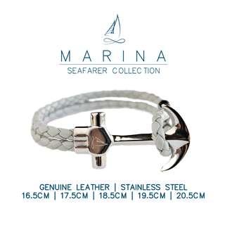 Gray-Silver Seafarer