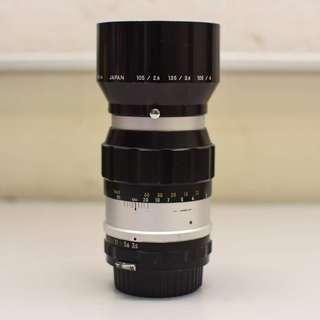 Nikon 135mm 3.5