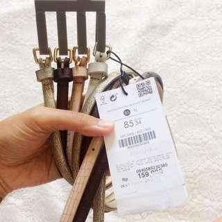Belt Bershka Size M