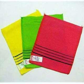 Korean Scrub Cloth