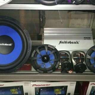 """Audio mobil merek """"Pioneer"""""""