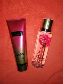 Victoria's Secret Temptation (Fragrance Lotion and Mist Bundle)
