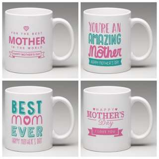 Customized World's Best Mom Mother's Day Mug
