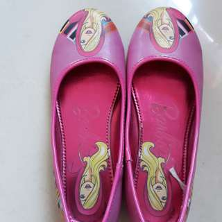 Preloved Barbie Pink Shoes