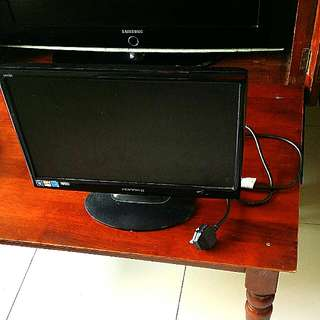 Hanns.G LCD Monitor (HH181)