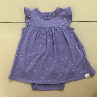 NEW - Poney Baby Dress (NP : RM 66)