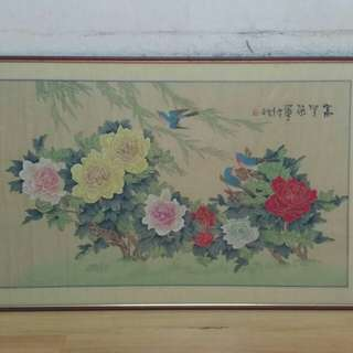 Antique Chinese Painting (Negotiable)