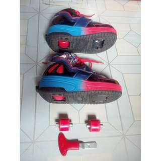 Transformers Roller Shoes