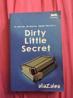 Novel dirty little secret