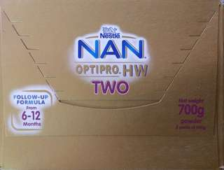 NAN Hw Two