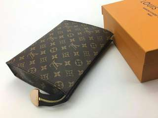 LV Clutch Bag WITH BOX