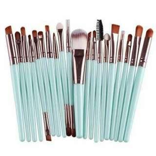 20pcs make up brush set