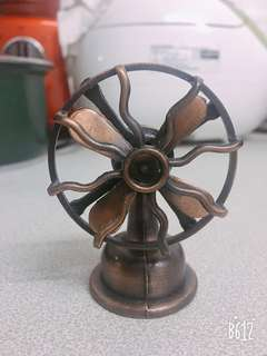 Miniature fan (antique)