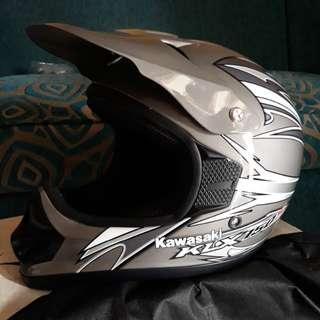 Kawasaki helmet NEW