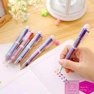 6 Ink Pen