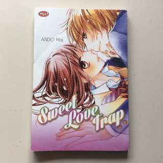 (Komik cewek one shot) sweet love trap - ando mai