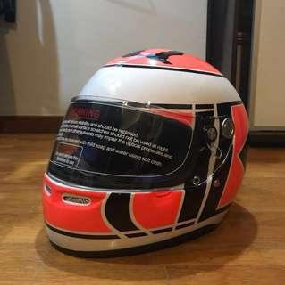 CRG racing helmet
