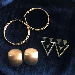 💍Big Earrings