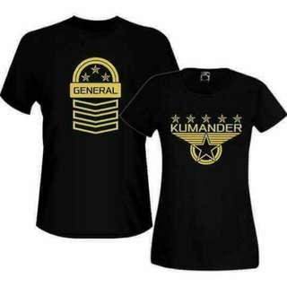 New couple shirt