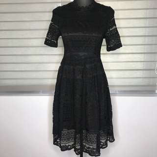 Laced Dress - S