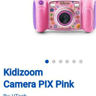 🚚 (現貨)Vetch kidizoom Camera pix