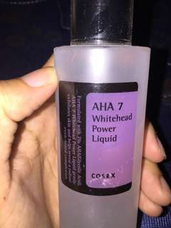 Aha7 Whitehead power liquid