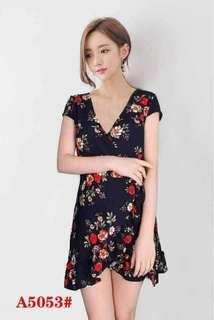 APR 18 FLORAL DRESS (DAS) #IV