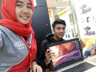 Laptop Asus X441NA Bisa Kredit Promo Gratis 1x Angsuran
