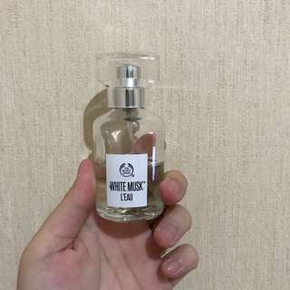 Body Shop White Musk L'eau