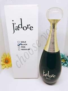 Dior Jadore Black 100ml Tester