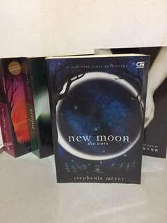 novel newmoon