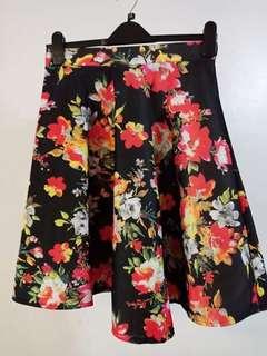 Knee Length Skirt (23 in)