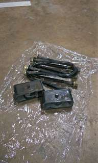 Hiace 2inch lowering kit