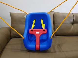Little tikes swing seat