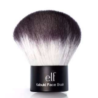 *CLEARANCE* INSTOCK: e.l.f. Studio Kabuki Face Brush